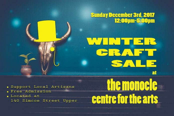 Monocle winter craft sale
