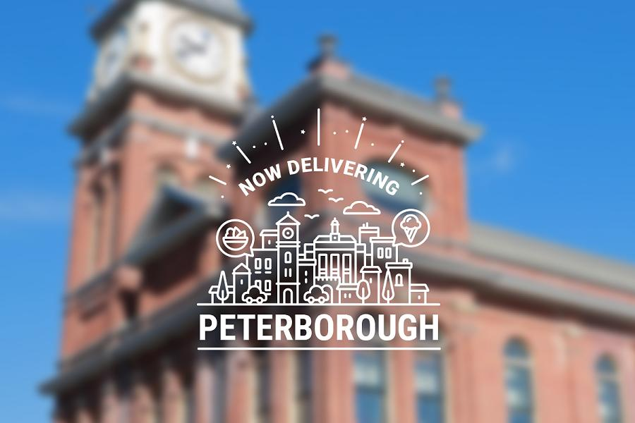 Food Delivery Service Peterborough
