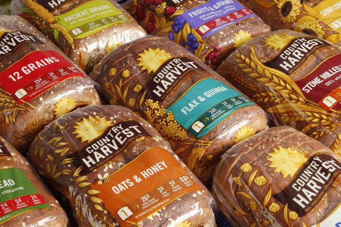 Loblaw and Weston Bakeries, which produces several brands of bread including Country Harvest, have admitted they participated in an industry-wide arrangement to fix the price of some packaged breads between 2001 and 2015.