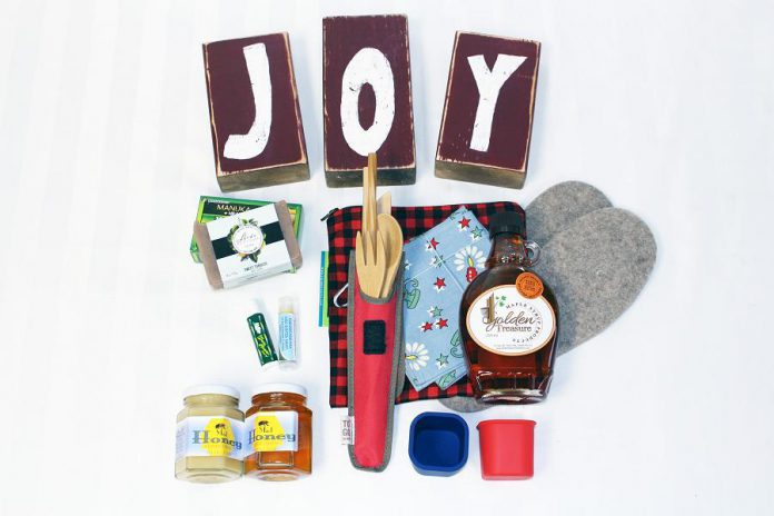 If you're looking for last minute stocking stuffers, the GreenUP Store at 378 Aylmer Street North in downtown Peterborough carries specifically selected, green and local items so you can shop with confidence knowing that anything you choose has been carefully sourced and scrutinized to meet high environmental standards. (Photo: GreenUP)