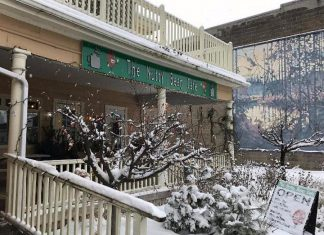 The Nutty Bean Cafe in Lakefield is celebrating 12 Days of Christmas beginning December 13th and running until December 24th. Enjoy a different holiday treat or initiative each day. On December 14th, receive a free coffee with donation to the toy drive and, on December 15th, all tips will be donated to a local charity.