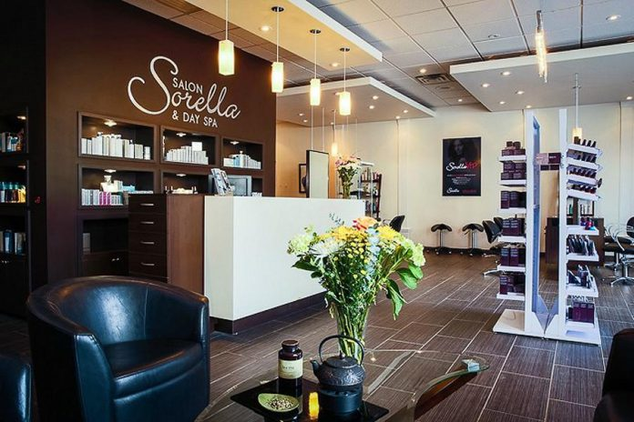 Salon Sorella & Day Spa is one of the Lakefield businesses participating in the Business After Hours Lakefield Hop on January 23. (Photo: Salon Sorella & Day Spa)