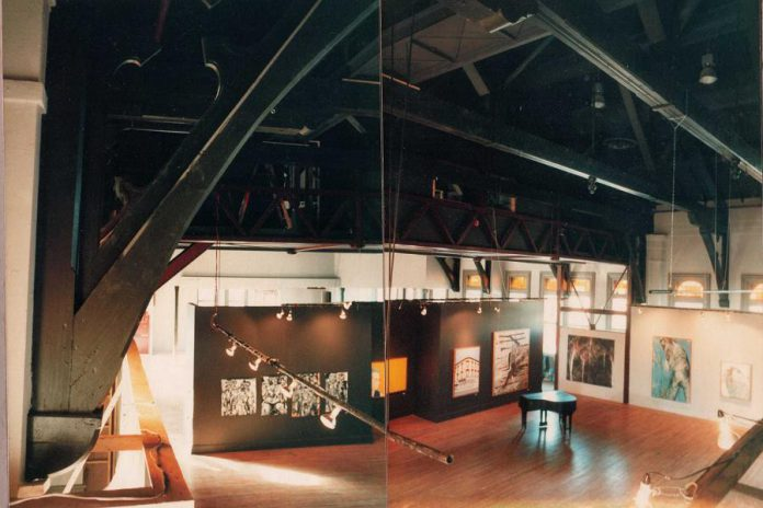 After 1950, the upstairs of Market Hall became a gymnasium. In 1984, a million dollar capital project converted the gymnasium into a performing arts centre, operated by Artspace from 1984 until 1994 and then by Arbor Theatre.