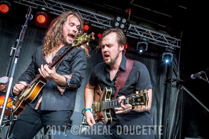 """Many local pubs and clubs are ringing in the New Year with celebrations and live music. On Sunday, December 31, The Weber Brothers will be celebrating New Year's Eve and the release of their new CD """"Patches"""" at The Red Dog in downtown Peterborough. (Photo: Rheal Doucette / Facebook)"""