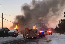 Married couple Louise and Wayne Earle were found dead following a house fire in Brighton in Northumberland County on January 10, 2018. Police now say the fire was the result of a homicide. (Photo: Pete Fisher / Twitter)