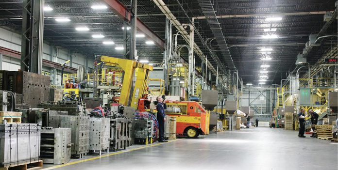 Cobourg's Horizon Plastics International Inc., which operates plastic molding factories in Cobourg and Mexico, has been acquired by Core Molding Technologies Inc. of Columbus, Ohio for $63 million U.S. The acquisition is not expected to result in any restructuring, shut downs, or reduction of its 250 employees. (Photo: Horizon Plastics International Inc.)