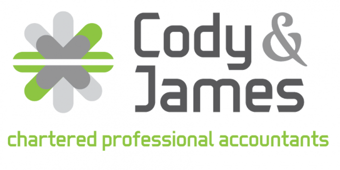 Cody & James logo