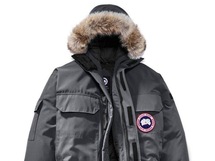Canada Goose parkas have drawn the ire of animal rights activities for their use of coyote fur. The trendy and expensive coats are also a favourite target of thieves. (Photo: Canada Goose)