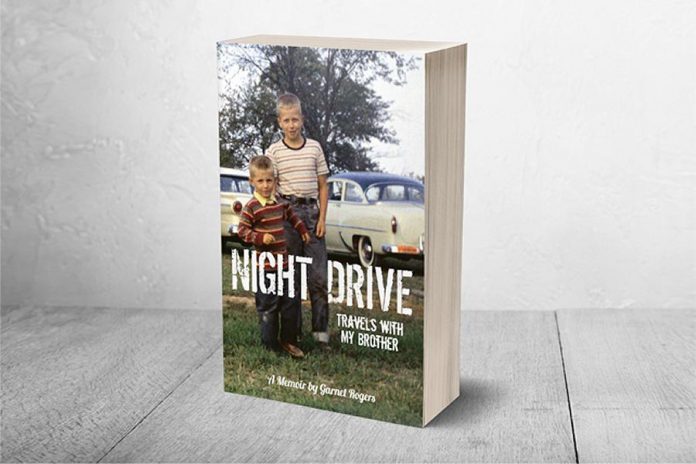 "Garnet Rogers published his memoir, ""Night Drive: Travels With My Brother"", in 2016. (Photo: Ball Media)"