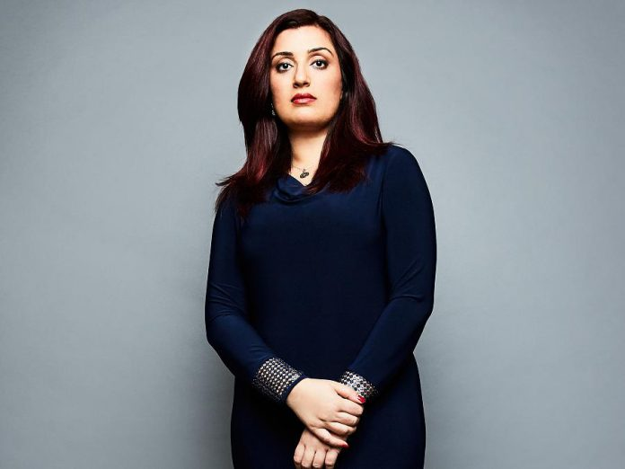 International speaker, human rights activist, scholar, author, and social entrepreneur Samra Zafar will be one of three keynote speakers at Peterborough's second annual International Women's Day Conference on March 8, 2018. (Photo: Luis Mora)
