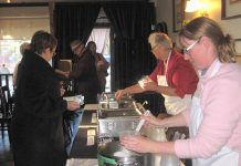 "Soup-a-licious, a fundraiser for Community Care Lakefield, returns to Cassis Bistro in Lakefield on January 29th. Community Care Lakefield is also hosting a 30th anniversary celebration on January 24th at the Lakefield Legion and has launched its ""$30 for 30 Years"" fundraising campaign. (Photo: Community Care Lakefield)"