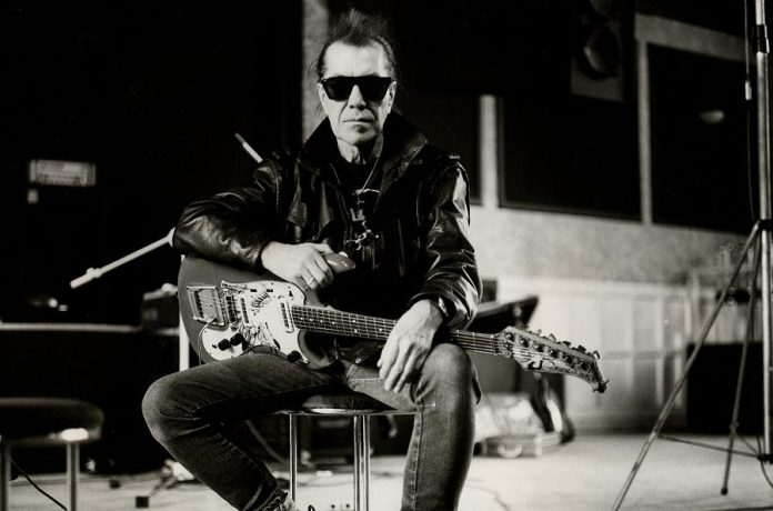 "Fred Lincoln ""Link"" Wray, a Shawnee Native American, wrote the 1958 instrumental hit ""Rumble"", the first song to use distortion and feedback on the electric guitar and one which introduced the ""power chord"" to rock music. (Photo: Wikipedia)"