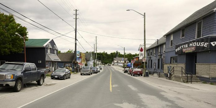 """Downtown Dreams"" is a new program designed to attract new or existing businesses to open, expand, or move into the downtowns of Coboconk (pictured), Norland, Fenelon Falls, Lindsay, and Omemee. (Photo courtesy of City of Kawartha Lakes)"