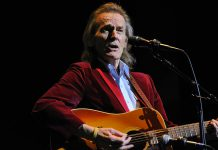 Canadian music icon Gordon Lightfoot is performing at the Peterborough Memorial Centre on November 23, 2018.