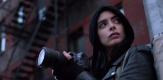 "The second season of Marvel's ""Jessica Jones"" premieres on Netflix on Thursday, March 8th (International Women's Day), with every episode directed by a woman. (Photo: Netflix)"