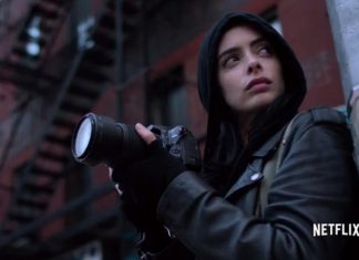 """The second season of Marvel's """"Jessica Jones"""" premieres on Netflix on Thursday, March 8th (International Women's Day), with every episode directed by a woman. (Photo: Netflix)"""