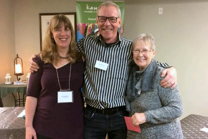 The Kawartha Chamber of Commerce & Tourism held its Annual General Meeting on Wednesday, February 21st at The Village Inn in Lakefield, electing the Chamber's 2018-19 Board of Directors.