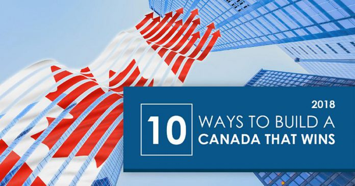 10 Ways to Build a Canada That Wins