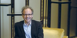 Michael Geist, Canada research chair in internet and e-commerce law at the University of Ottawa, will deliver the keynote address at the inaugural Kawartha Teaching and Technology Conference on February 23, 2018 at Trent University. (Photo courtesy of Michael Geist)