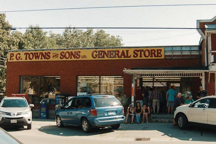 Megan Murphy is hosting a screening of her documentary 'Towns End', which tells the story of the PG Towns and Sons General Store in Douro, on March 18, 2018 at Showplace Performance Centre in Peterborough. The screening will raise funds for the owners of Towns and Leahy Mercantile and Deli, which opened in the location in 2017 only to be destroyed by a fire on February 2, 2018.