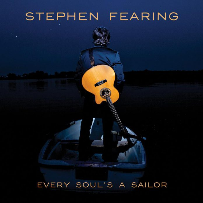 """Stephen Fearing's latest record, """"Every Soul's A Sailor"""", was released in 2017 and features Gary Craig and John Dymond of Blackie and The Rodeo Kings."""