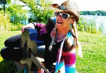 Peterborough musician Tami J Wilde is one of several artists and bands from the Kawarthas who have entered the 2018 CBC Music Searchlight competition. (Photo courtesy of Tami J Wilde)