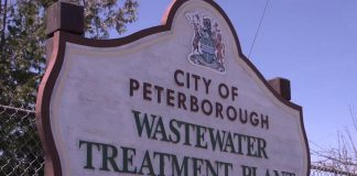 City of Peterborough Wastewater Treatment Plant