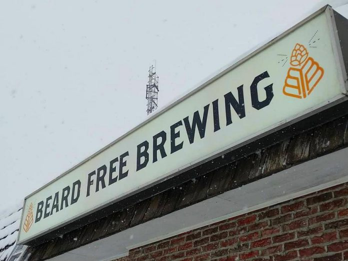 Beard Free Brewing is located  at 649 Unit 4 The Parkway in Peterborough and will be bottles from its storefront, which  will also feature a small taproom. (Photo: Beard Free Brewing)