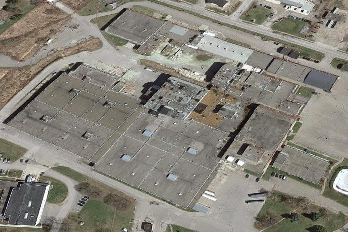 FV Pharma Inc. has secured funding from Cannabis Wheaton Income Corp. to develop a cannabis cultivation facility in Cobourg at the site of the former Kraft food manufacturing plant, which closed in 2008. (Photo: Google Maps)