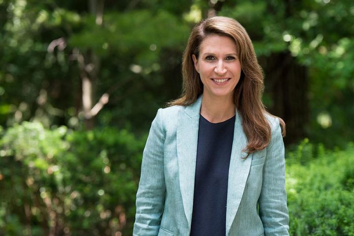 Ontario Progressive Conservative party leadership candidate Caroline Mulroney is holding campaign events in Haliburton on March 5, 2018 and in Peterborough on March 6, 2018. (Photo: Caroline Mulroney Campaign)
