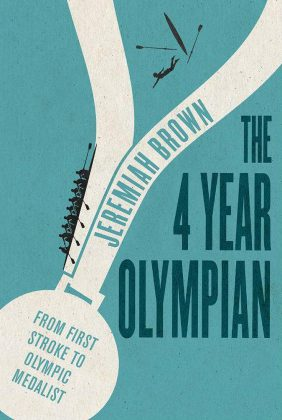 """The 4 Year Olympian"" by Jeremiah Brown will be available online on March 24, 2018, but copies are already available in Peterborough at Chapter's and Hunter Street Books. (Photo: Dundurn Press)"