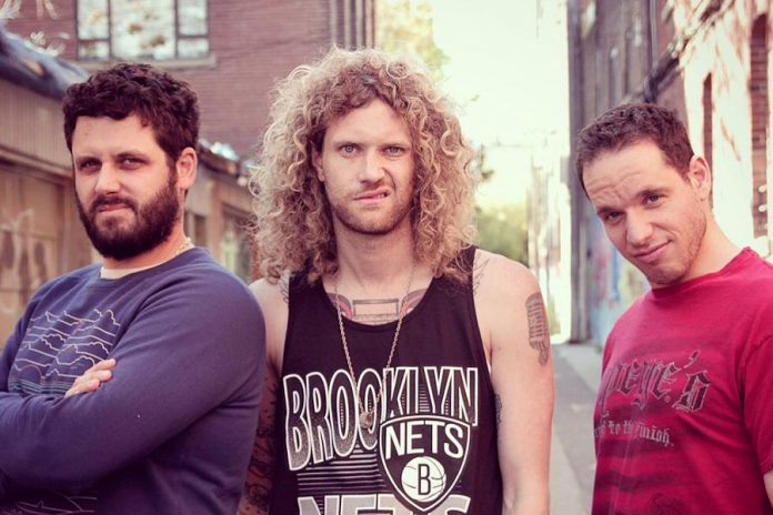 Toronto comedians Danny Polishchuk, Ryan Long, and JJ Liberman will perform raunchy stand-up when The Dirty North comes to Peterborough's Market Hall on April 20, 2018. (Photo: Fckonomics podcast)