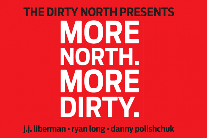 Due to the explicit themes, The Dirty North Live In Peterborough on April 20th is rated 18+.