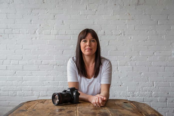 """Energetic, Personable, Motivated"" are the three words that describe Crystal Jessup of Crystal Jessup Photography in Peterborough. (Photo: Heather Doughty)"