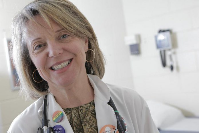 Dr. Rosana Salvaterra, Medical Officer of Health with Peterborough Public Health, will speak at the Peterborough DBIA Breakfast Network on April 18. (Photo: Peterborough Public Health)