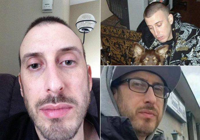 Cory Lanteigne. (Photos via Missing Persons of Ontario)
