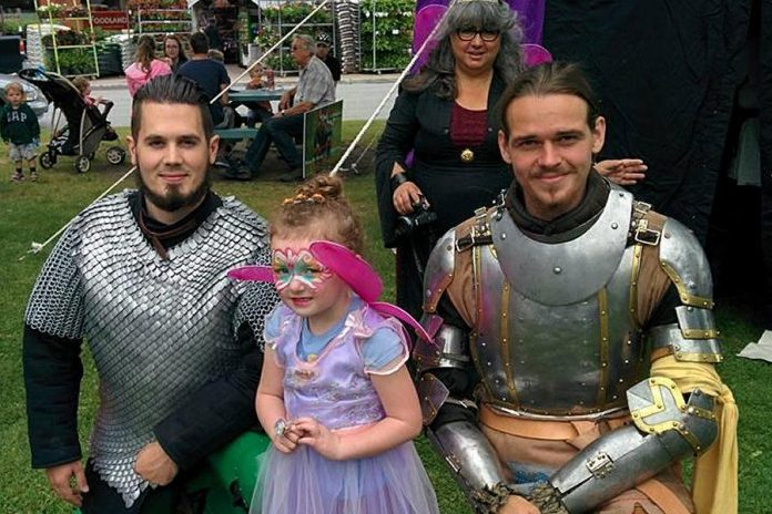 The Lakefield Fairy & Dragon Festival takes place on June 9 and 10, 2018. (Photo: Celtic Connection)