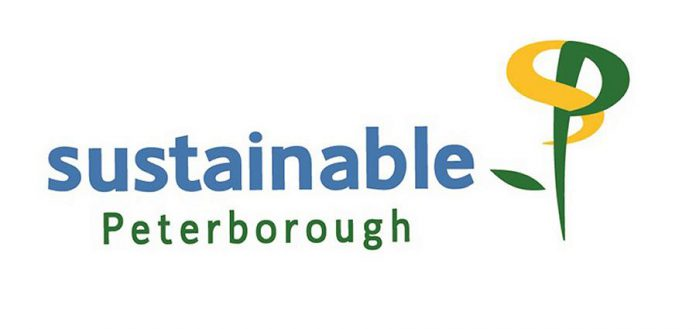 Sustainable Peterborough logo