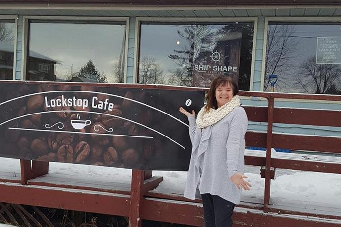 The Lock Stop Cafe's grand opening celebration takes place on April 21st from 11 a.m. to 1 p.m. (Photo: Lei Lani Images / Krysta Read)