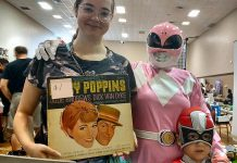 You never know what you'll find or who you'll meet at Peterborough Comic Con. Organized by Pop Culture Culture, the family-friendly convention returns to Peterborough for a second year on April 22, 2018. (Photo: Sam Tweedle)