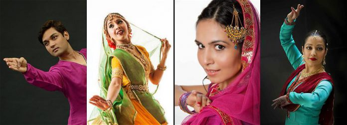 """Snowangels"" will be performed by dancers Noah Damer, Barkha Patel, Aasttha Khajuria, and Parul Gupta of the Arzoo Dance Theatre. (Supplied photos)"