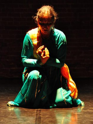 "Deepti Gupta will perform her solo dance work ""The Lion's Roar"". (Photo: Purva Singh)"