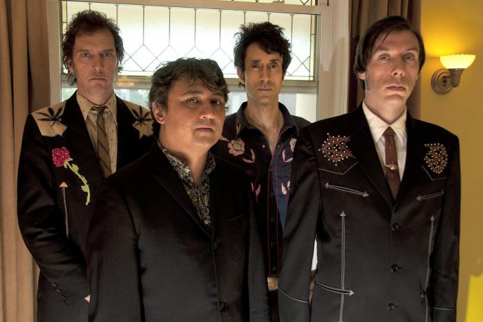 Rock and alt-country band The Sadies headline the Gord Downie & Chanie Wenjack Fund Benefit Concert on Friday, May 11, 2018 at the Market Hall in downtown Peterborough. The event, which will feature performances by both Indigenous and non-Indigenous artists, will be emceed by Ojibway playwright and author Drew Hayden Taylor, who will also perform. All proceeds from the concert and a silent auction will be donated to the Gord Downie & Chanie Wenjack Fund to support reconciliation. (Publicity photo)