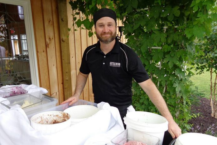 Cameron Green, co-owner of McThirsty's Pint and Kettle Drums Restaurant, in 2014. (Photo: Northview Gardens / Facebook)