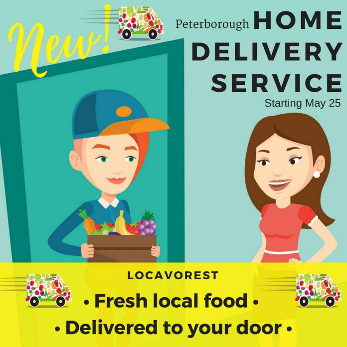 Locavorest Home Delivery