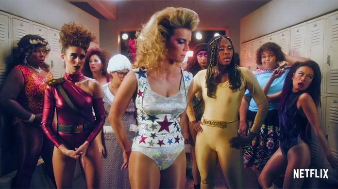 GLOW (Gorgeous Ladies of Wrestling) returns for its second season on Friday, June 29. (Photo: Netflix)