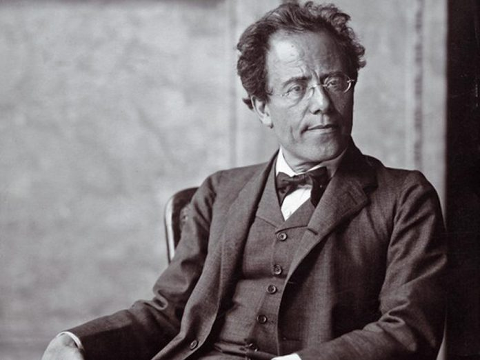 "Austrian composer Gustav Mahler (1860-1911) created Symphony no. 1 'Titan' as a ""symphonic journey that encompassed the whole world."" For the first time, the Peterborough Symphony Orchestra will perform the piece, composed in 1888 for large orchestra, at its 2017/18 season finale at Emmanuel United Church East in Peterborough. (Photo: Moritz Nähr, 1907)"
