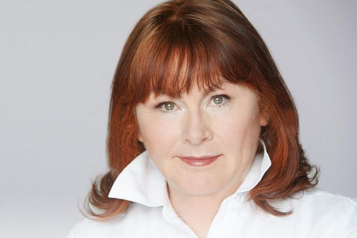"Canadian actor and comedian Mary Walsh is one of the authors coming to the Lakefield Literary Festival, which runs from July 13 to 15. Walsh recently published her debut novel ""Crying for the Moon"", about a determined young woman coming of age in 1960s Newfoundland. (Publicity photo)"