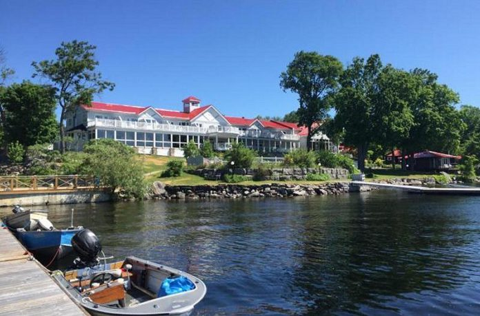 On June 13, 2018, the Kawartha Chamber is hosting a Business After Hours event in Woodview beginning with a tour of Viamede Resort on Stoney Lake.