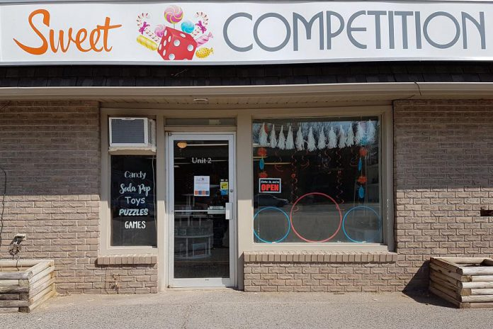 Sweet Competition is now open at  3347 Lakefield Road in Lakefield and will host an official grand opening over the Victoria Day weekend. (Photo: Sweet Competition / Facebook)